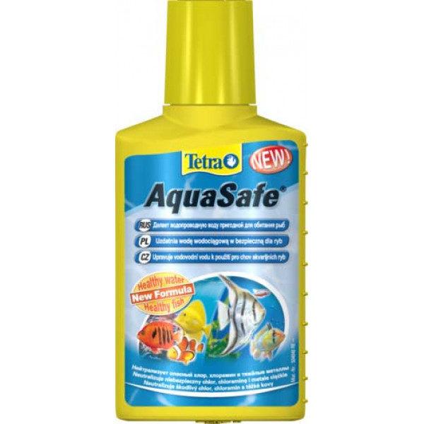 Кондиционер Tetra AquaSafe 100ml