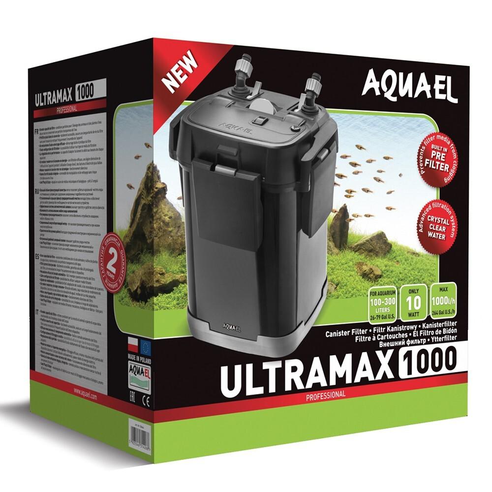 Фильтр внешний AQUAEL ULTRAMAX 1000
