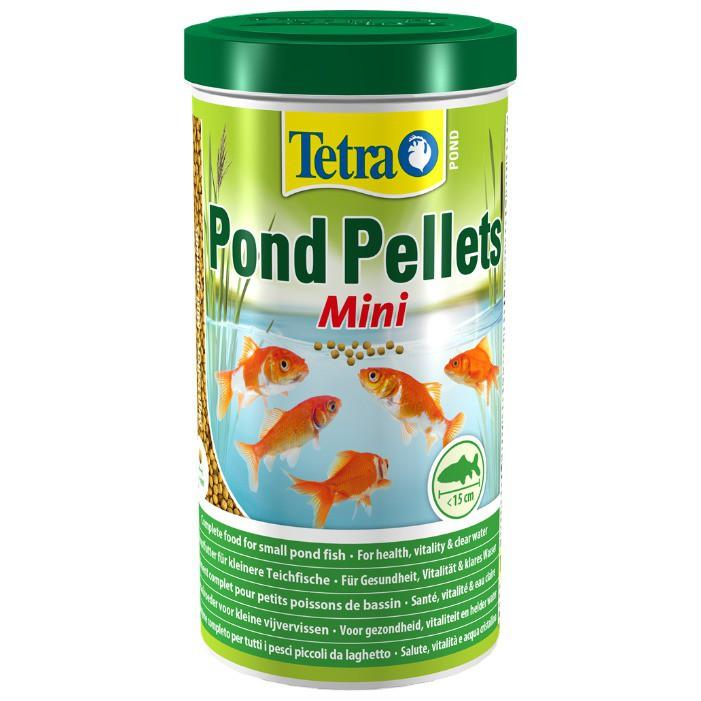 Корм TetraPond pellets min