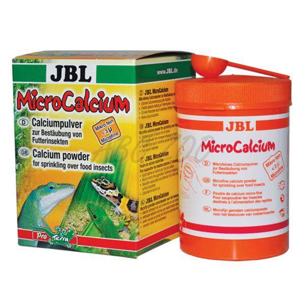 Минеральная подкормка для роста костей JBL MicroCalcium 100 мл