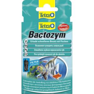 Средство для биоактивации фильтраTetra Bactozym 10 капсул