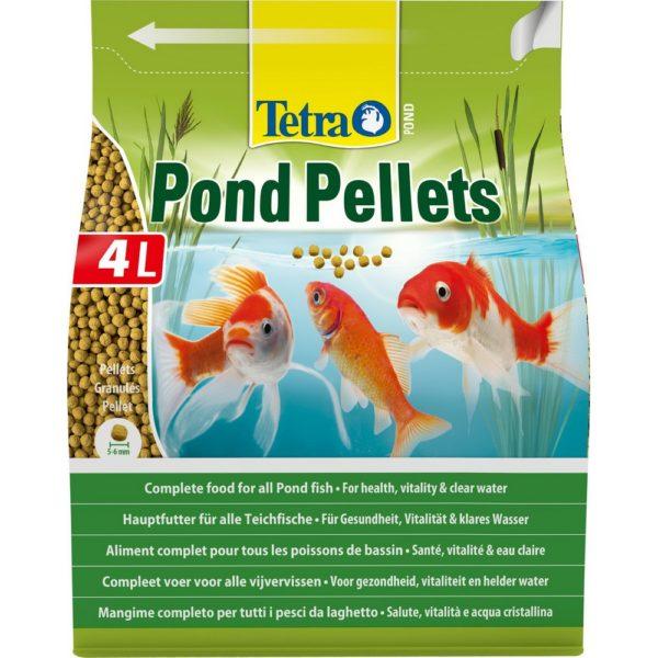 Tetra pond pellets mini