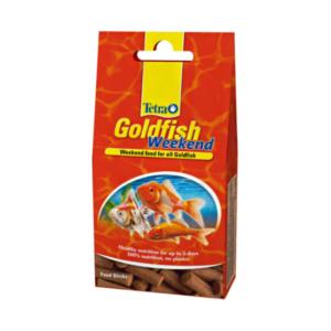 Tetra Goldfish Weekend