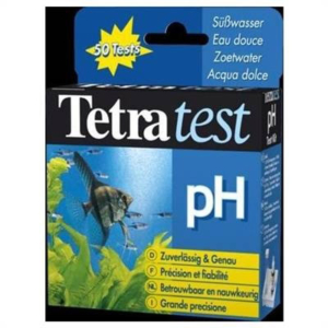 Tetra test pH Tropical freshwater