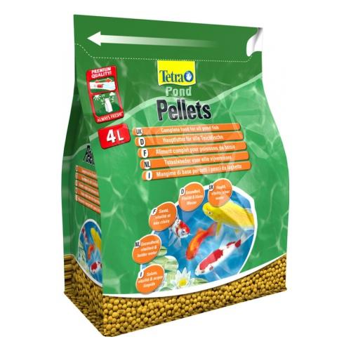 TetraPond Pellets
