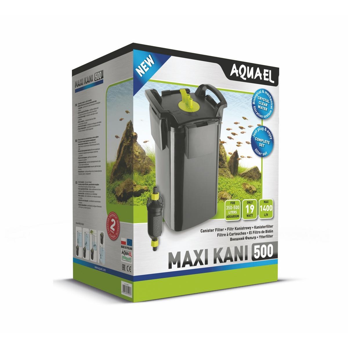 Фильтр внешний MAXI KANI 500