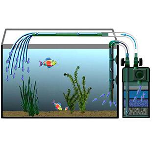 Фильтрация аквариума