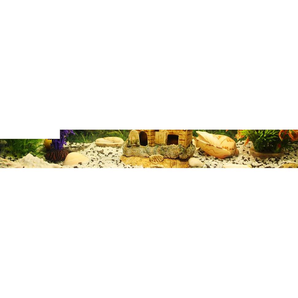 Купить аквариум в форме угла