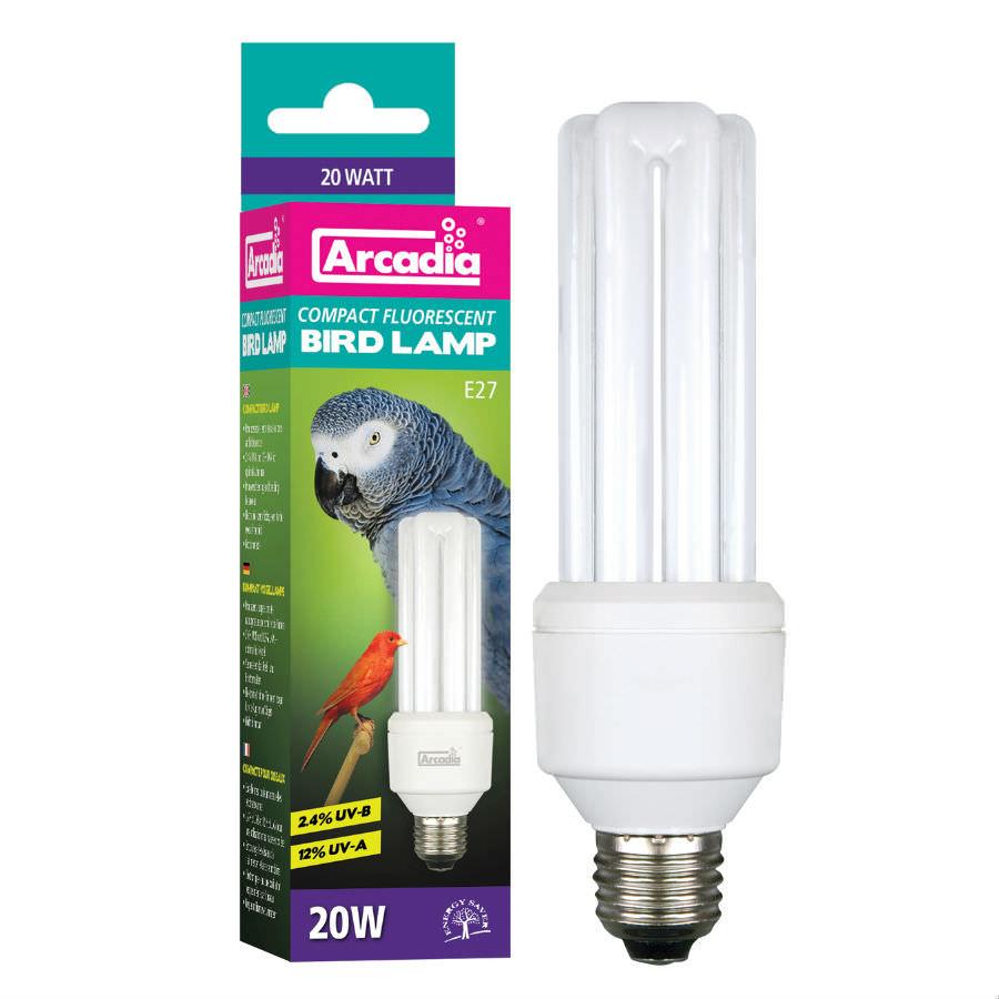 Лампа для птиц Arcadia Compact