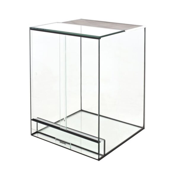Террариум видовой вертикальный Акваплюс 160 литров