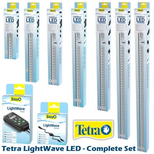 Светодиодный светильник Tetra LightWave Set