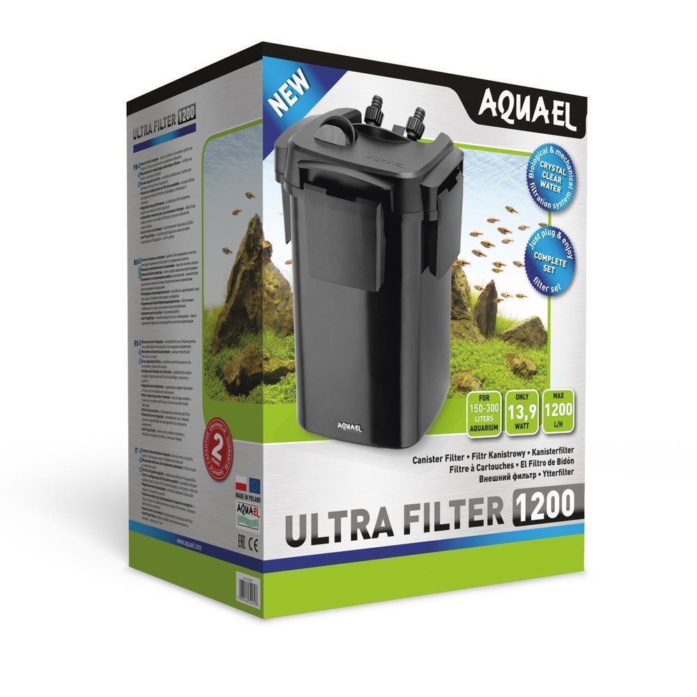 Внешний фильтр AQUAEL ULTRA FILTER 1200
