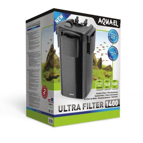 Внешний фильтр AQUAEL ULTRA FILTER 1400